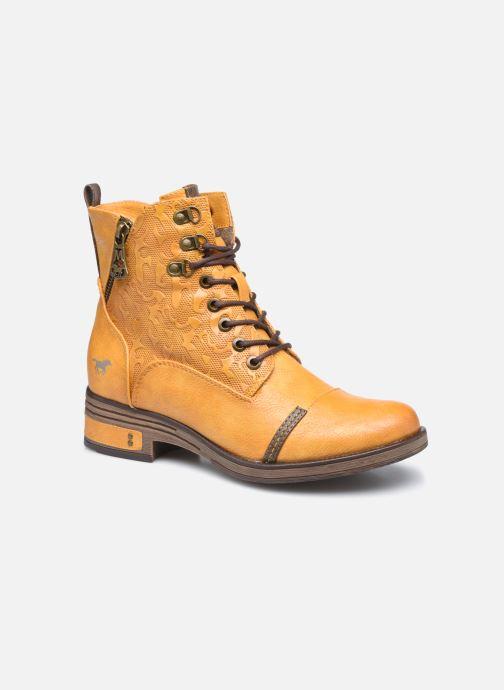 Stiefeletten & Boots Mustang shoes Assya gelb detaillierte ansicht/modell