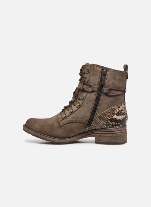 Stiefeletten & Boots Mustang shoes Avia braun ansicht von vorne