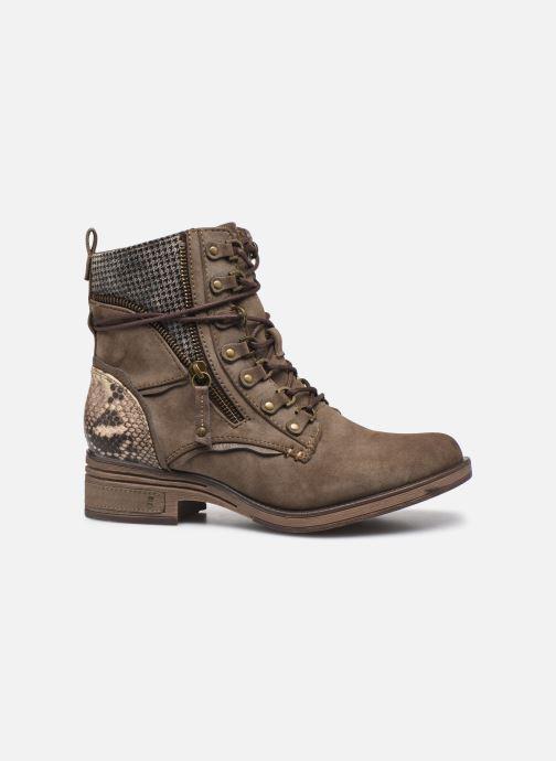 Stiefeletten & Boots Mustang shoes Avia braun ansicht von hinten