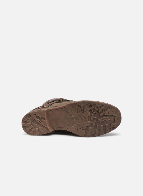Stiefeletten & Boots Mustang shoes Avia braun ansicht von oben
