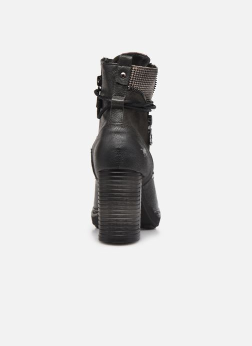 Stiefeletten & Boots Mustang shoes Déa grau ansicht von rechts