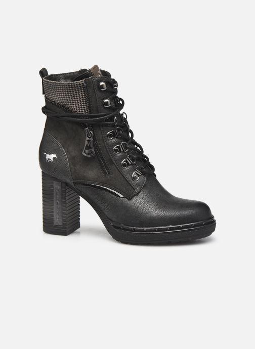 Stiefeletten & Boots Mustang shoes Déa grau ansicht von hinten