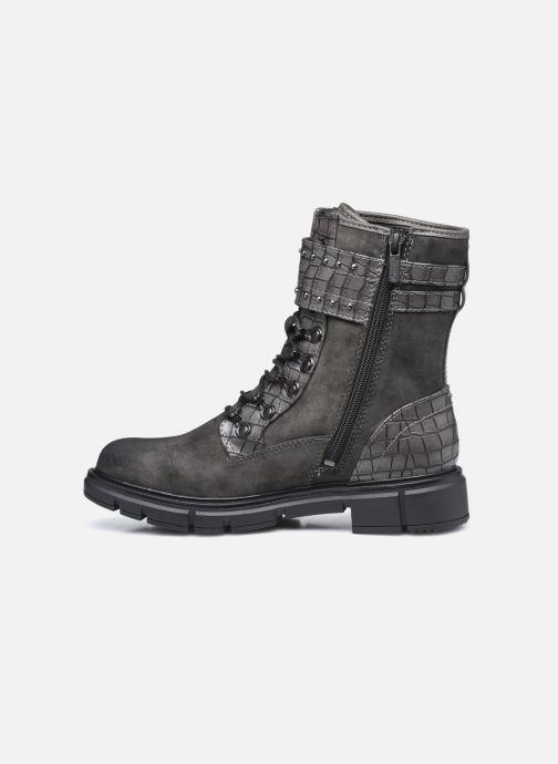 Stiefeletten & Boots Mustang shoes Théa grau ansicht von vorne