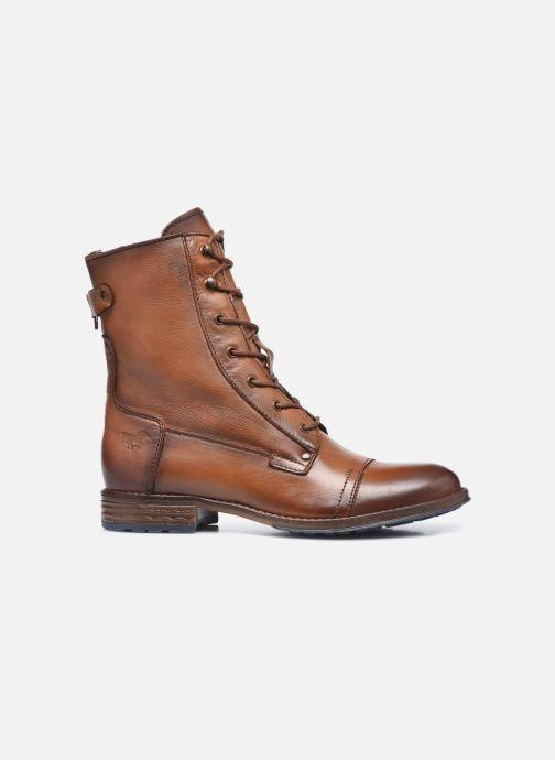 Stiefeletten & Boots Mustang shoes Etel braun ansicht von hinten