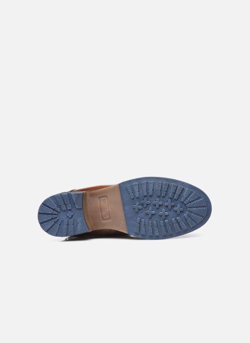 Stiefeletten & Boots Mustang shoes Etel braun ansicht von oben