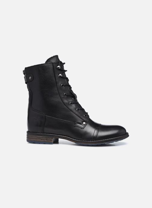Boots en enkellaarsjes Mustang shoes Etel Zwart achterkant