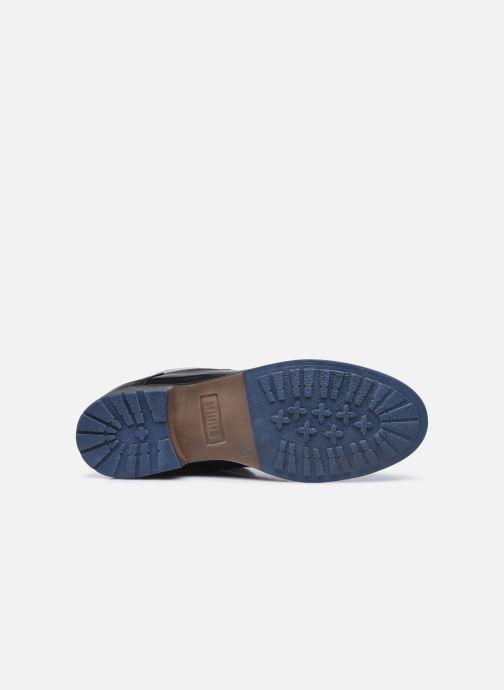 Boots en enkellaarsjes Mustang shoes Etel Zwart boven