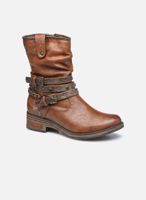 Stivaletti e tronchetti Mustang shoes Rexi Marrone vedi dettaglio/paio