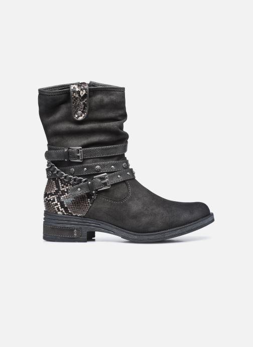 Boots en enkellaarsjes Mustang shoes Rexi Grijs achterkant