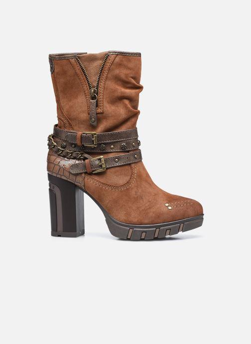 Bottines et boots Mustang shoes Alix Marron vue derrière