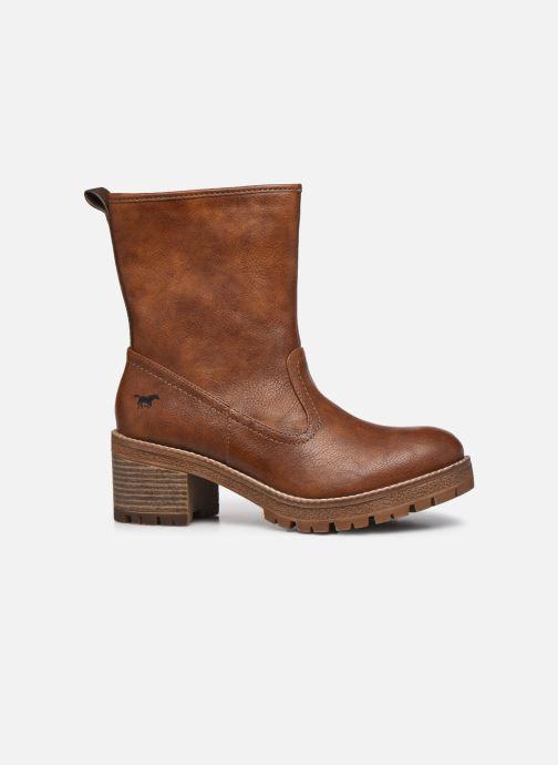Boots en enkellaarsjes Mustang shoes Pia Bruin achterkant