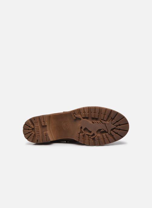 Boots en enkellaarsjes Mustang shoes Pia Bruin boven