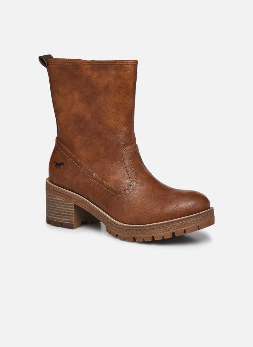 Boots en enkellaarsjes Mustang shoes Pia Bruin detail