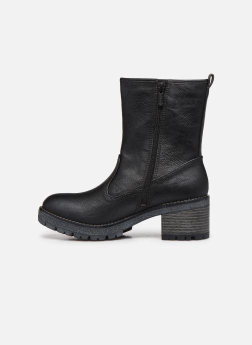 Stiefeletten & Boots Mustang shoes Pia grau ansicht von vorne