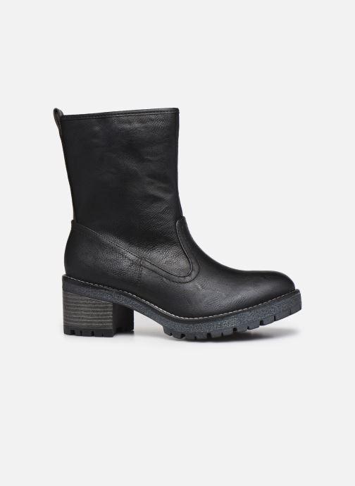 Stiefeletten & Boots Mustang shoes Pia grau ansicht von hinten