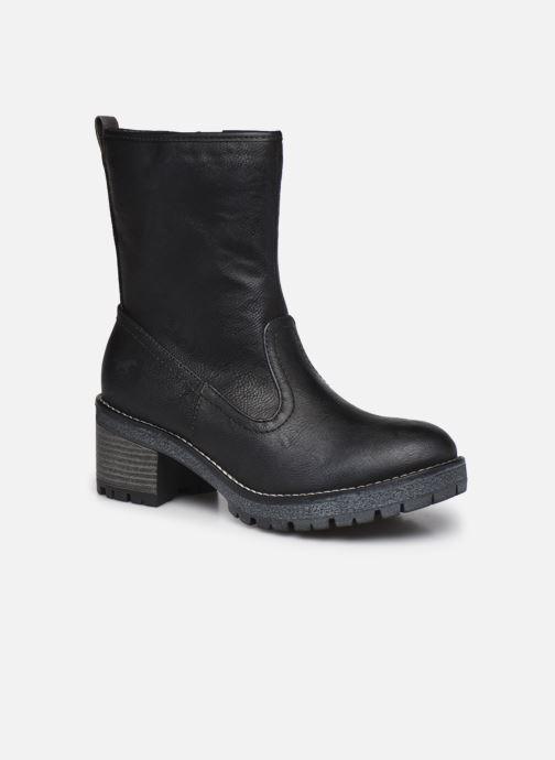 Boots en enkellaarsjes Mustang shoes Pia Grijs detail