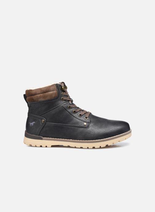 Stiefel Mustang shoes Glify grau ansicht von links