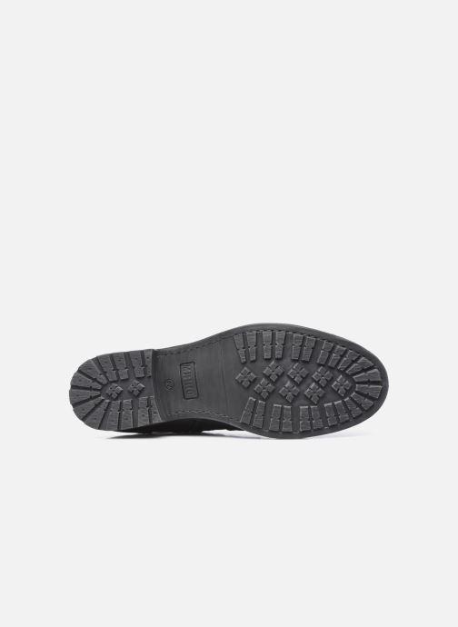 Bottines et boots Mustang shoes Orino Noir vue haut