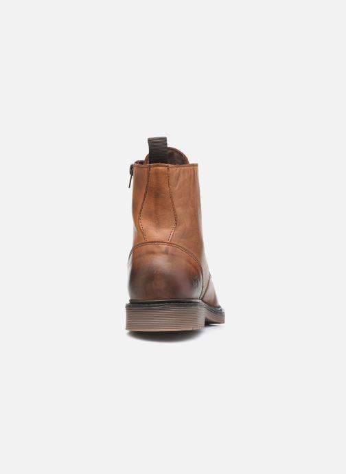 Stiefeletten & Boots Mustang shoes Sedry braun ansicht von rechts