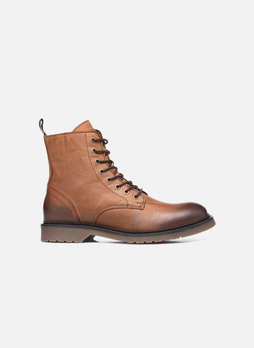 Stiefeletten & Boots Mustang shoes Sedry braun ansicht von hinten