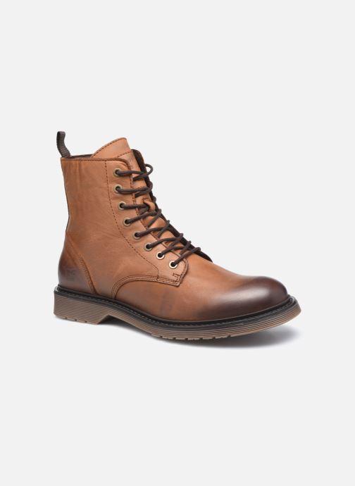 Bottines et boots Mustang shoes Sedry Marron vue détail/paire