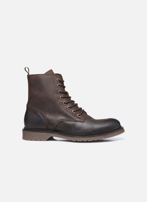 Bottines et boots Mustang shoes Sedry Marron vue derrière