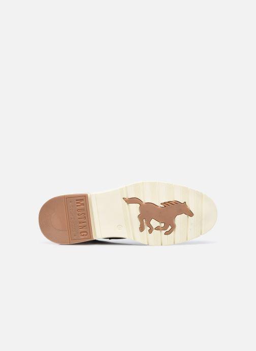 Bottines et boots Mustang shoes Frelme Marron vue haut