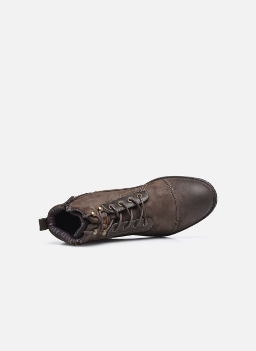 Stivaletti e tronchetti Mustang shoes Dirali Marrone immagine sinistra