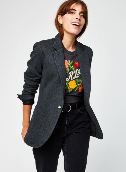 Vêtements Polo Ralph Lauren Aftn Bzr-Blazer Gris vue détail/paire