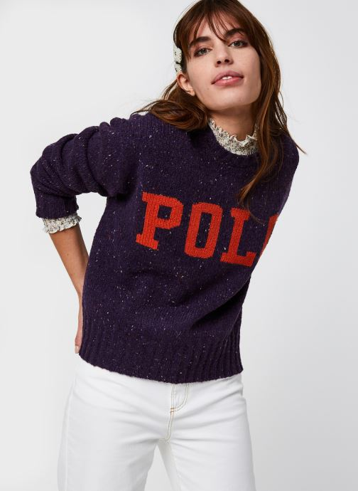 Tøj Accessories Polo Cn-Classic-Long Sleeve-Sweater