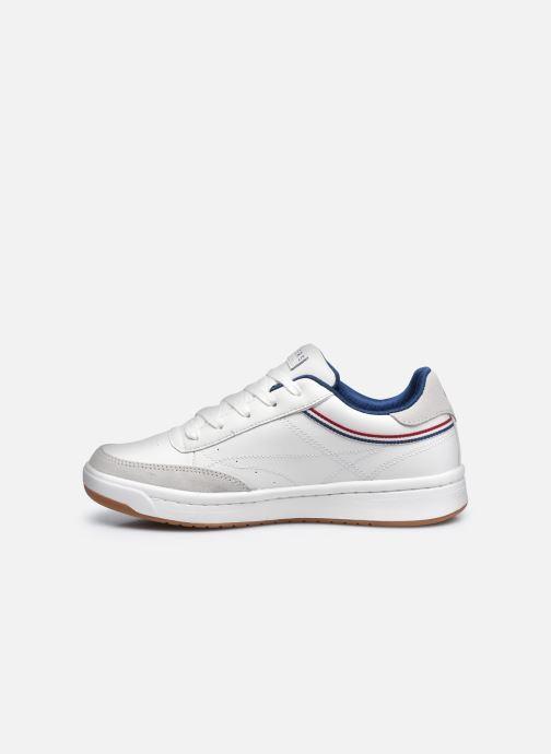 Sneaker Skechers DOWNTOWN KLASSIC KOURTS W weiß ansicht von vorne