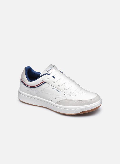 Sneaker Skechers DOWNTOWN KLASSIC KOURTS W weiß detaillierte ansicht/modell