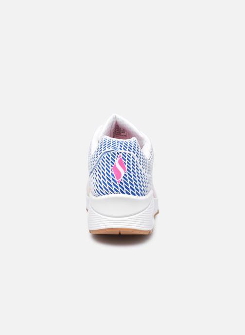 Sneakers Skechers UNO W Bianco immagine destra