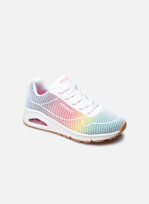 Sneaker Skechers UNO W weiß detaillierte ansicht/modell