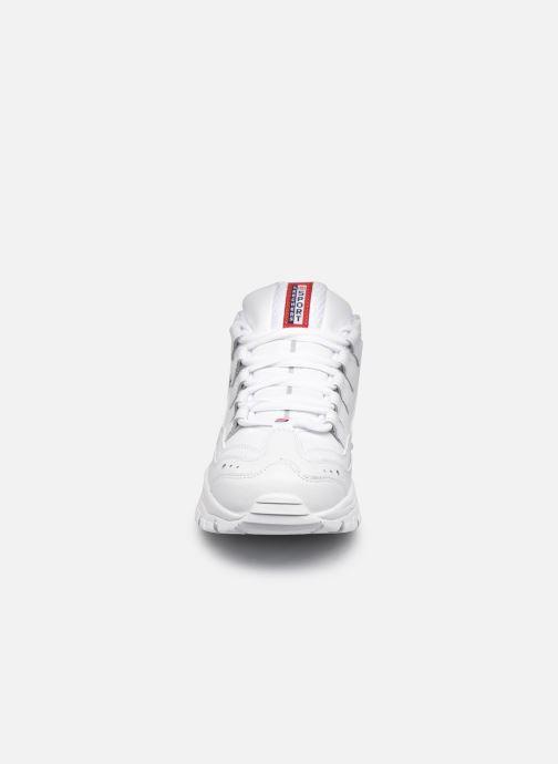 Sneaker Skechers ENERGY TIMELESS VISION W weiß schuhe getragen