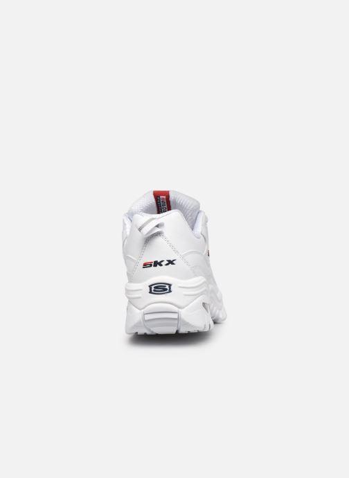 Sneaker Skechers ENERGY TIMELESS VISION W weiß ansicht von rechts