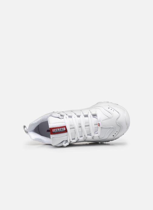 Sneaker Skechers ENERGY TIMELESS VISION W weiß ansicht von links
