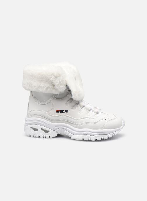 Stiefeletten & Boots Skechers ENERGY COOL DOWN W weiß ansicht von hinten
