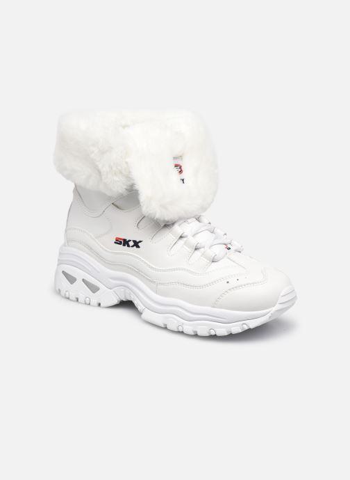 Boots en enkellaarsjes Skechers ENERGY COOL DOWN W Wit detail