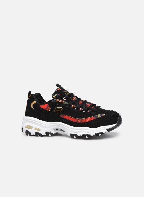 Sneakers Skechers D'LITES MOUNTAIN ALPS W Nero immagine posteriore