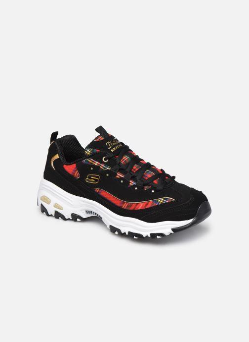 Sneakers Skechers D'LITES MOUNTAIN ALPS W Nero vedi dettaglio/paio