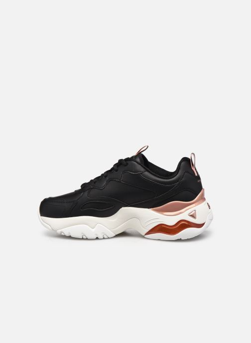 Sneakers Skechers D'LITES 3.0 AIR GOLDEN RULES W Nero immagine frontale