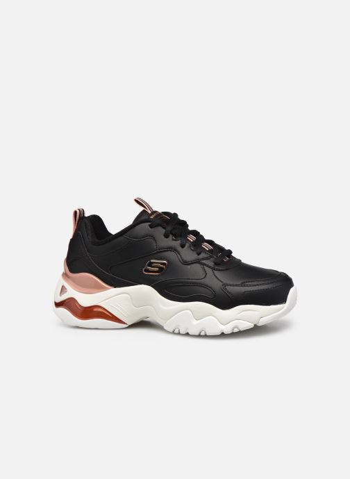 Sneakers Skechers D'LITES 3.0 AIR GOLDEN RULES W Nero immagine posteriore