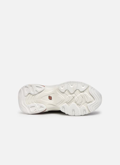 Sneakers Skechers D'LITES 3.0 AIR GOLDEN RULES W Nero immagine dall'alto