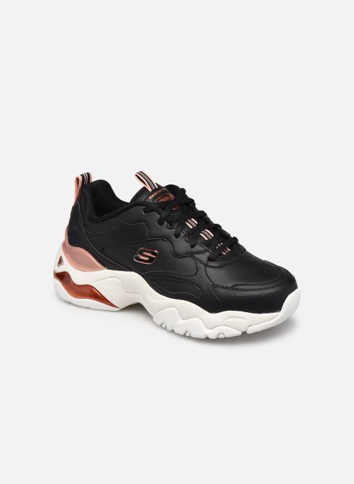 Sneakers Skechers D'LITES 3.0 AIR GOLDEN RULES W Nero vedi dettaglio/paio