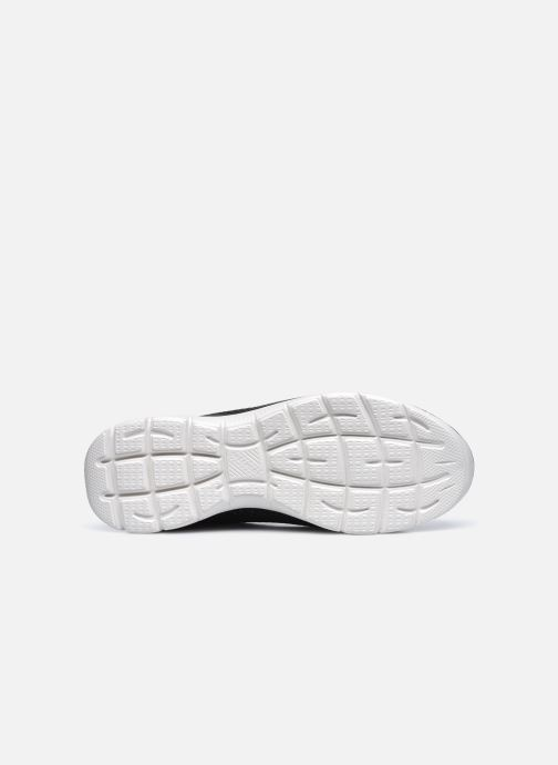 Chaussures de sport Skechers SUMMITS W Noir vue haut