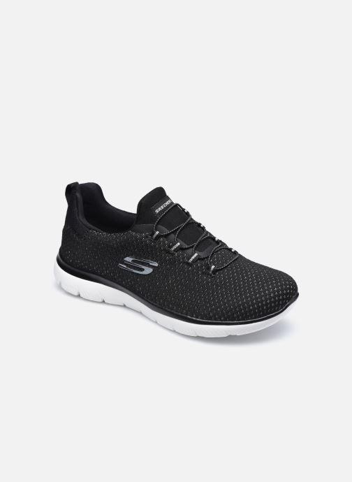 Chaussures de sport Skechers SUMMITS W Noir vue détail/paire