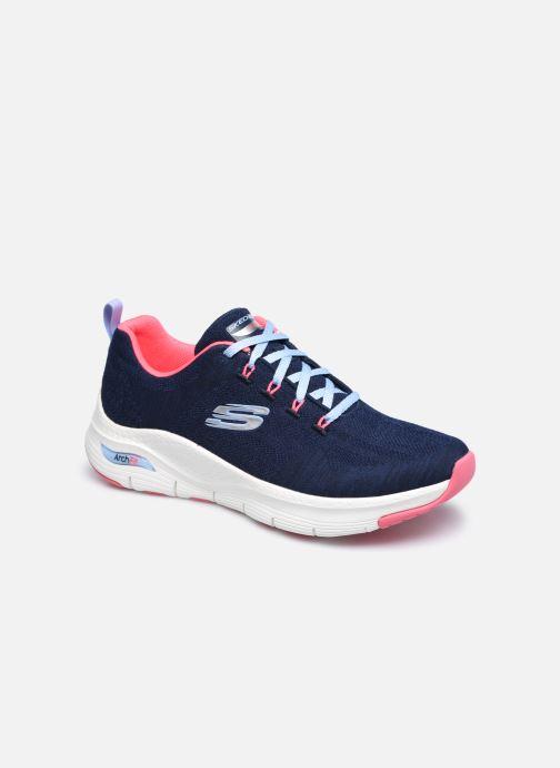 Sportschoenen Skechers ARCH FIT W Blauw detail