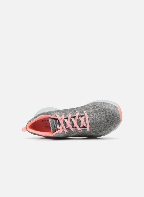 Zapatillas de deporte Skechers ARCH FIT W Gris vista lateral izquierda