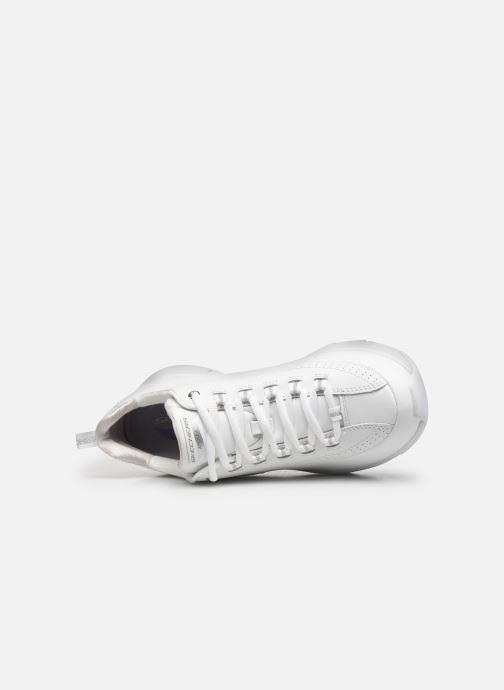 Sneaker Skechers ARCH FIT CITI DRIVE W weiß ansicht von links